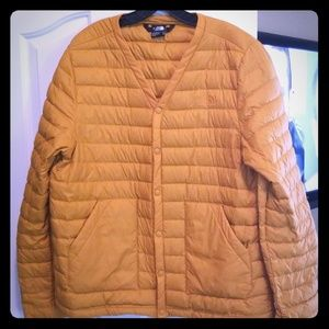 Ladies North Face Light Puff Jacket